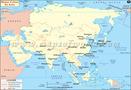 Major Cities in Asia