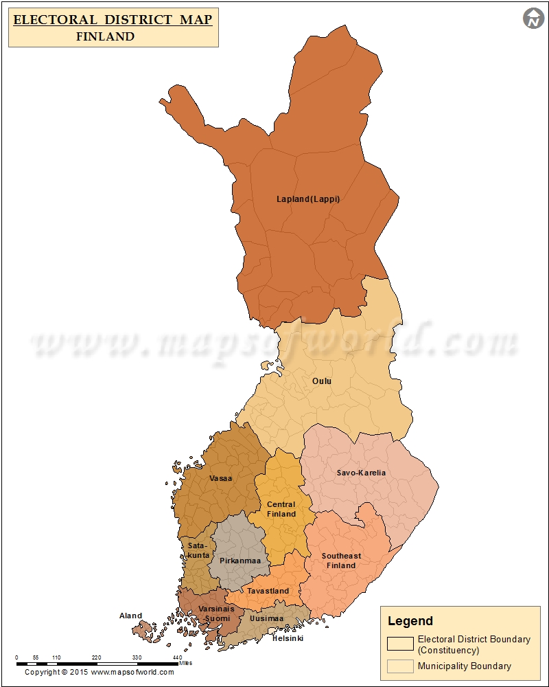 Elections in Finland, Finnish Parliamentary Election 2015