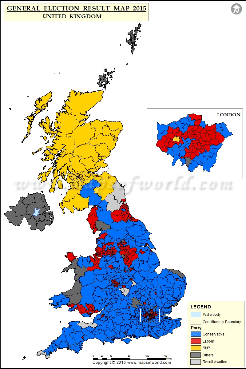 UK Election Results 2015