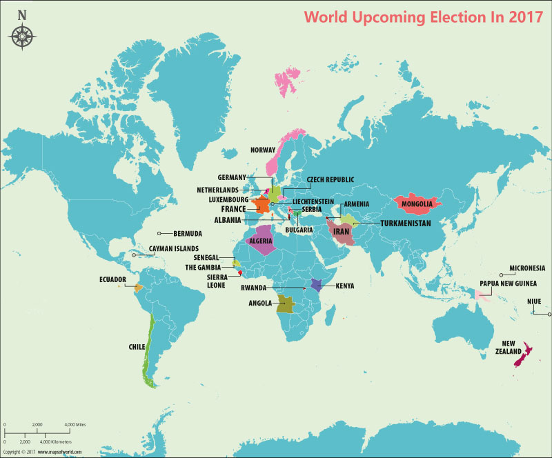 2017 elections elections calendar 2017 upcoming elections in 2017 sciox Images