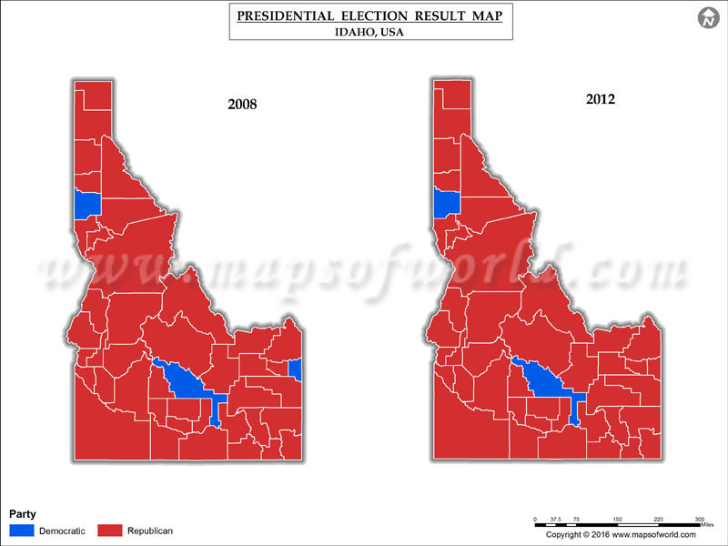 Idaho Electoral Map - Not Lossing Wiring Diagram •