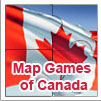 Canada Map Game
