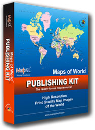 Maps Of World Publishing Kit