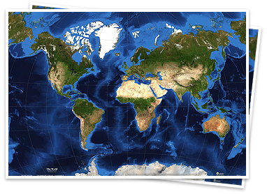World satellite imagery map the world vdg gumiabroncs