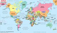 World Political Map