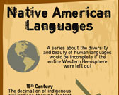 Native American Languages
