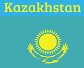 Infographic of Kazakhstan Facts