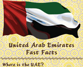 Infographic of UAE Facts