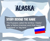 Infographic Of Alaska Fast Facts