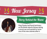 Infographic Of New Jersey Fast Facts