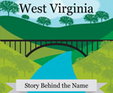 Infographic Of West Virginia Fast Facts