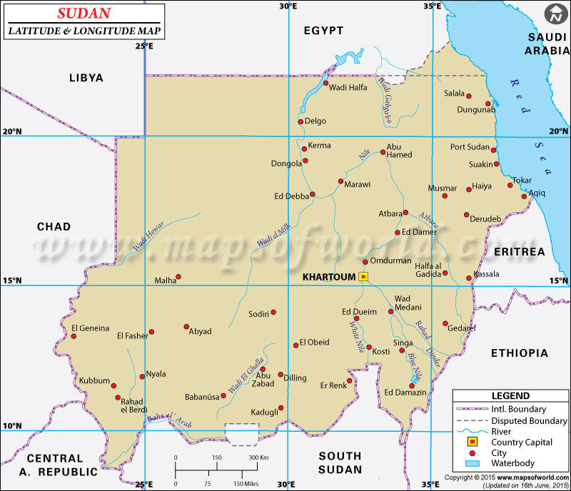 Latitude And Longitude Map - Argentina map latitude