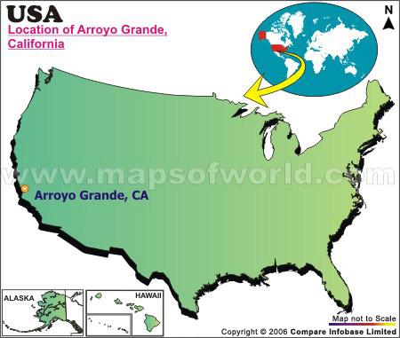 Where is Arroyo Grande, California