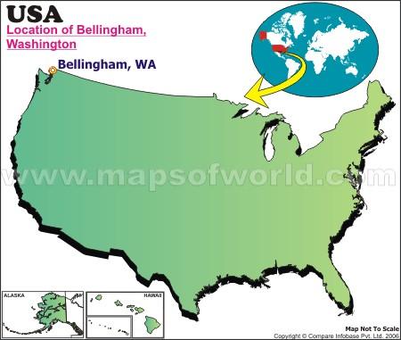 Where is Bellingham, Washington