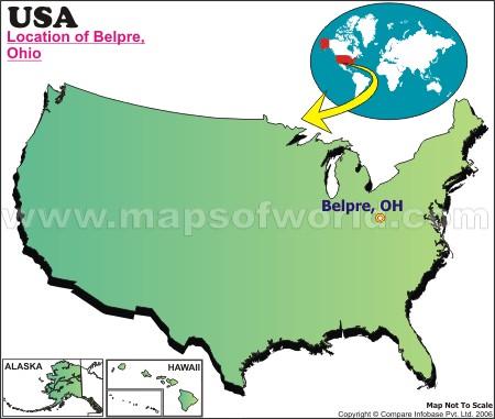 Where is Belpre , Ohio