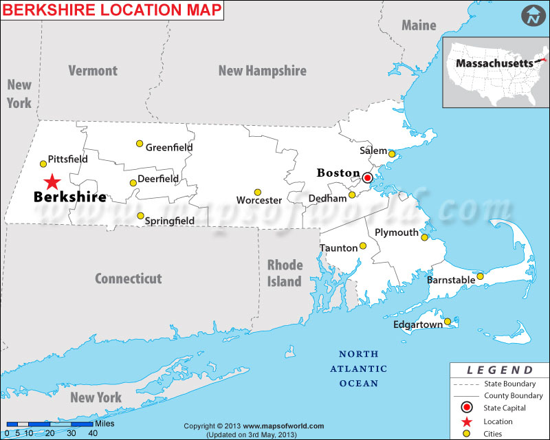 Where is Berkshire, Massachusetts
