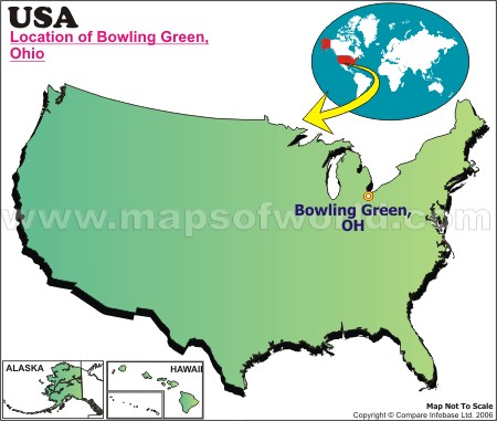 Where is Bowling Green, Ohio