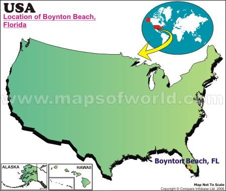 Where is Boynton Beach, Florida