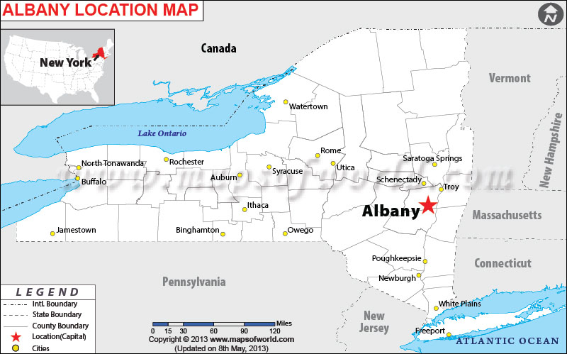Where is albany located in new york usa freerunsca Image collections