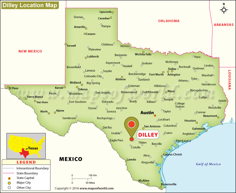 Where is Dilley Located in Texas, USA on map of twitty texas, map of hondo texas, map of sanderson texas, map of mason county texas, map of richardson texas, map of camp wood texas, map of rancho viejo texas, map of real county texas, map of meridian texas, map of tarrant county texas, map of mcallen texas, map of yancey texas, map of redwater texas, map of weatherford texas, map of runge texas, map of langtry texas, map of taylor texas, map of sulphur springs texas, map of pyote texas, map of the hill country texas,