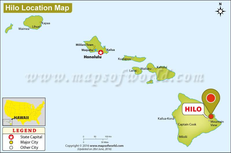 Where is Hilo, Hawaii