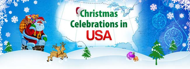 Christmas Celebrations in USA