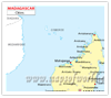 Madagascar Major Cities