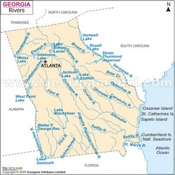 Rivers of Georgia