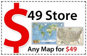 Get National Geographic maps, only for $49