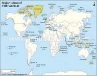 Major Islands of the World