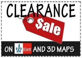 Map Clearance Sale