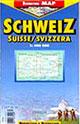 Switzerland Map: Berndtson & Berndtson