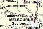 Australia State Maps
