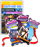 Save US $ 18.45 on the purchase of Lonely Planet's South East Asia Travel Guide