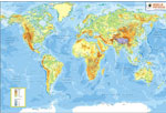 World Physical Map