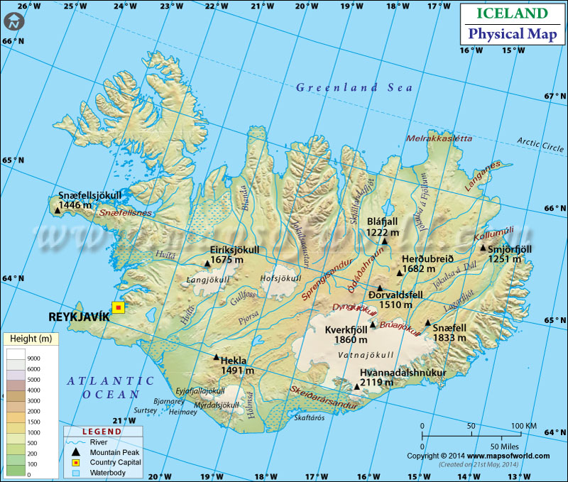 Physical Map of Iceland on austria map of the world, kenya map of the world, greenland map of the world, colombia map of the world, cape verde islands map of the world, panama map of the world, persian gulf map of the world, united arab emirates map of the world, bahamas map of the world, easter island map of the world, equatorial map of the world, lappland map of the world, reykjavik map of the world, ukraine map of the world, alaska map of the world, guatemala map of the world, california map of the world, scotland map of the world, central african republic map of the world, amazon basin map of the world,