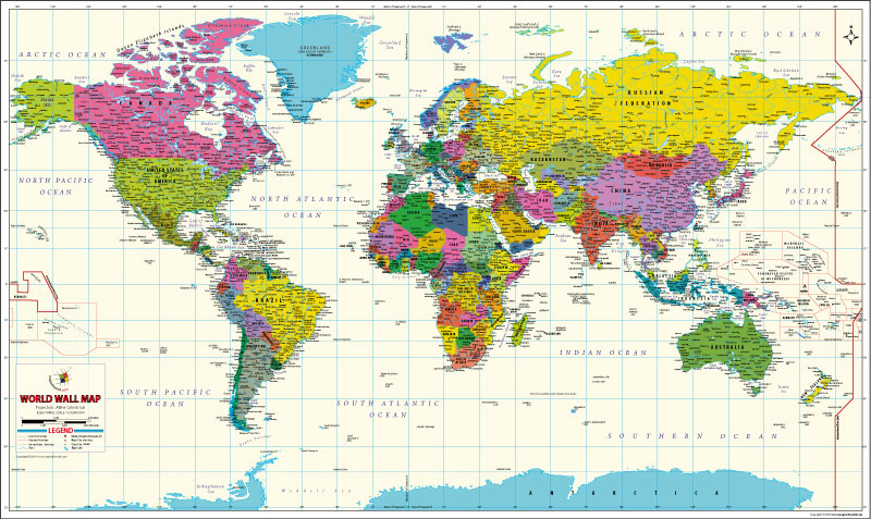 What Is Map Definition Of Map - World map map