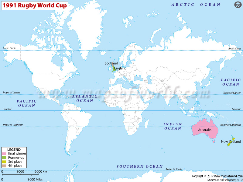 Rugby World Cup 1991