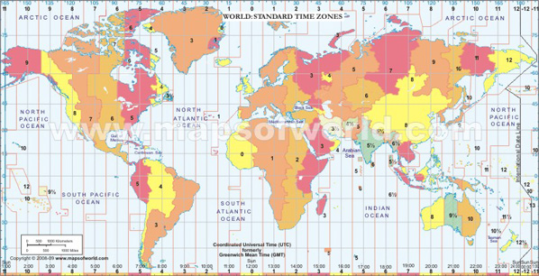 Thematic Maps World Thematic Maps - What do thematic maps show us