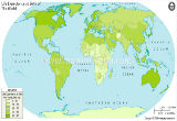 World Life Expectancy Map