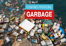 Countries producing most garbage