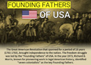 Who are the key founding fathers of USA?