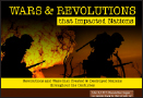 What were the Wars and Revolutions that changed nations?