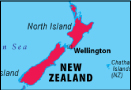 Which Continent is New Zealand in?