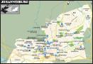 Johannesburg Map
