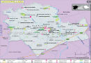 Montpellier Map