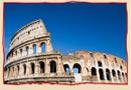 Colosseum Travel Infographic