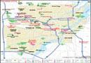 Toledo Map