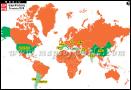 Top Ten Grape Producing Countries