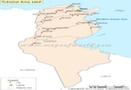 Tunisia Rail Map